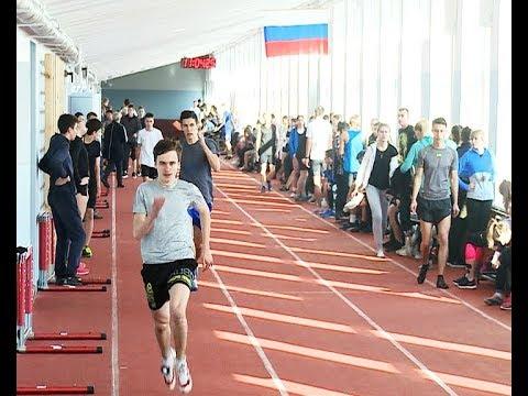 В Благовещенске прошёл региональный чемпионат по лёгкой атлетике