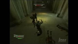 Elveon PC Games Video - Corridor Slaughter