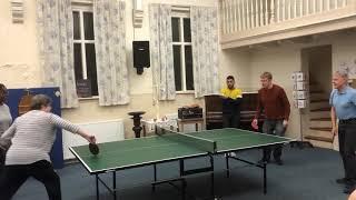Big Night In Ping Pong!