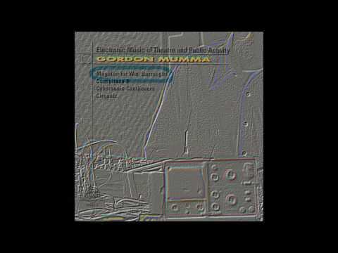 Megaton For Wm. Burroughs - Gordon Mumma