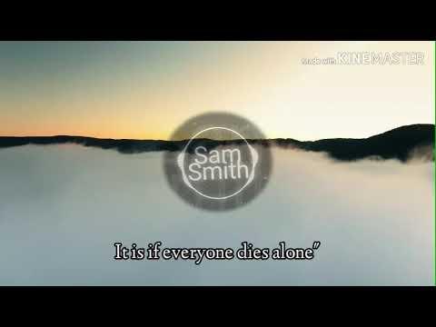 To Die For Lyrics-sam Smith-zafrees