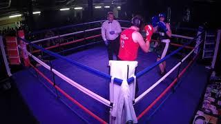 Ultra White Collar Boxing | Birmingham | Nick Massey VS Connor Dickens