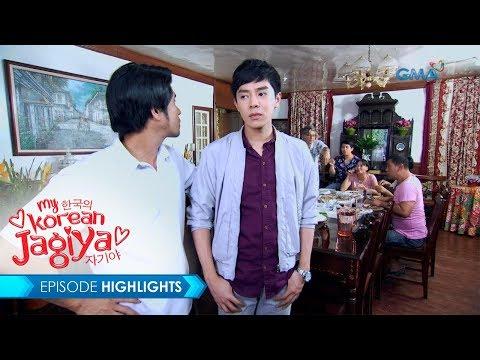 My Korean Jagiya: Jun Ho's power moves