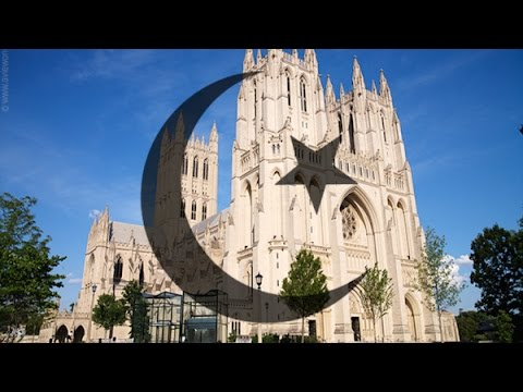 The Beast : The Muslim Brotherhood worship Allah In DC's National Cathedral (Nov 15, 2014)