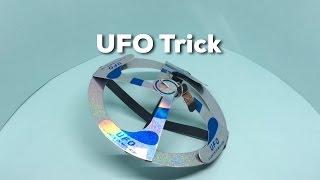 UFO Flying Saucer Trick