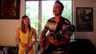 """""""Lunatic""""-Andy Grammer Cover by Cobby and Drew"""