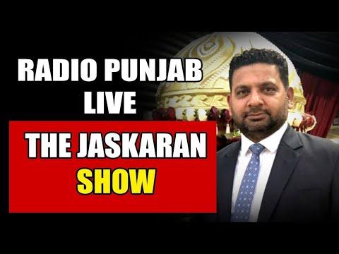 THE JASKARAN SHOW 19th October 2020 | RADIO PUNJAB