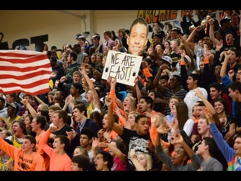 """""""The Jungle"""" is the BEST student section EVER! - YouTube"""