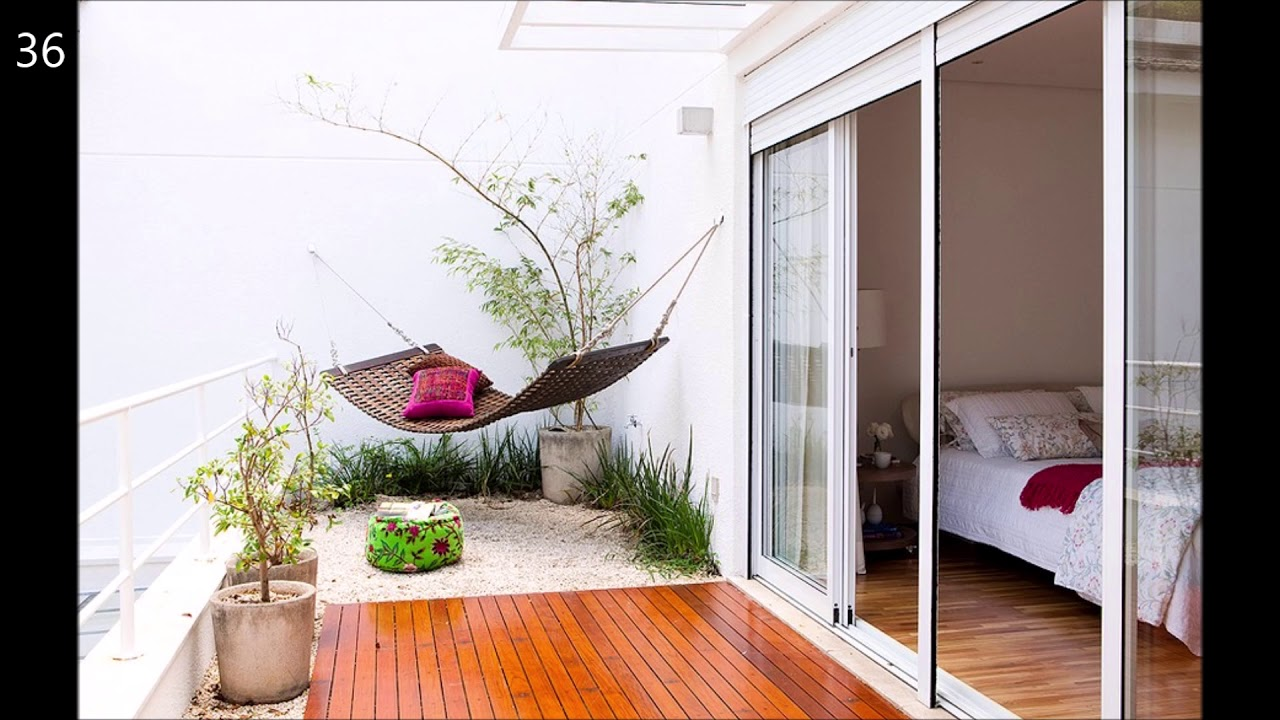How To Decorate A Small Patio Balkony