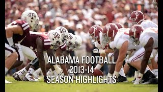Alabama Crimson Tide 2014 Hype Video