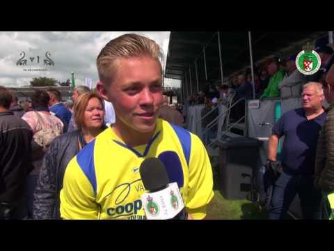 KNKB TV (c) 2017 | Wessel Hilverda: 'We Haw In Priis, Der Gjit It Om'