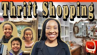 THRIFT SHOPPING - My Little Pony, Calico Critter furniture and Bratz dolls