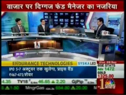 Parag Parikh Long Term Value Fund: Interview by CNBC Awaaz