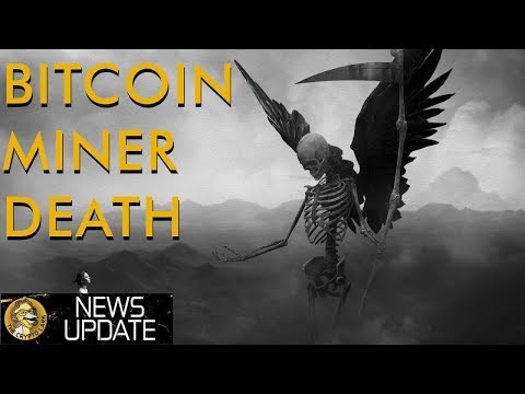 Bitcoin Mining - Time to Worry?