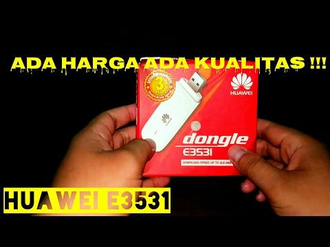 MODEM USB HUAWEI E3531 DONGLE + SOFT WIFI MURAH