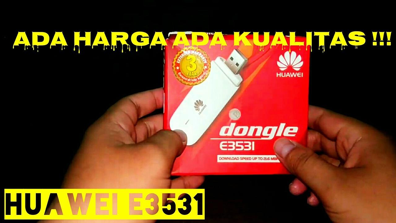 MODEM USB HUAWEI E3531 DONGLE SOFT WIFI MURAH
