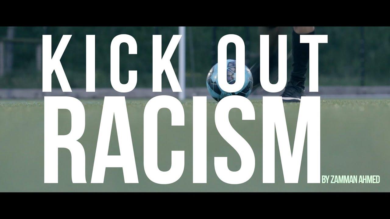 Darlington FC supports Kick It Out!