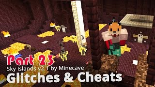Minecraft Adventure Map - Sky Islands v2.1 - Glitches & Cheats [23]