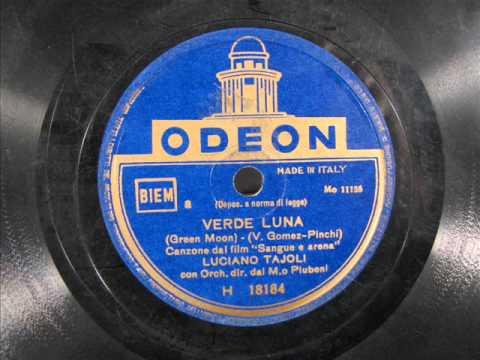 VERDE LUNA by Luciano Tajoli