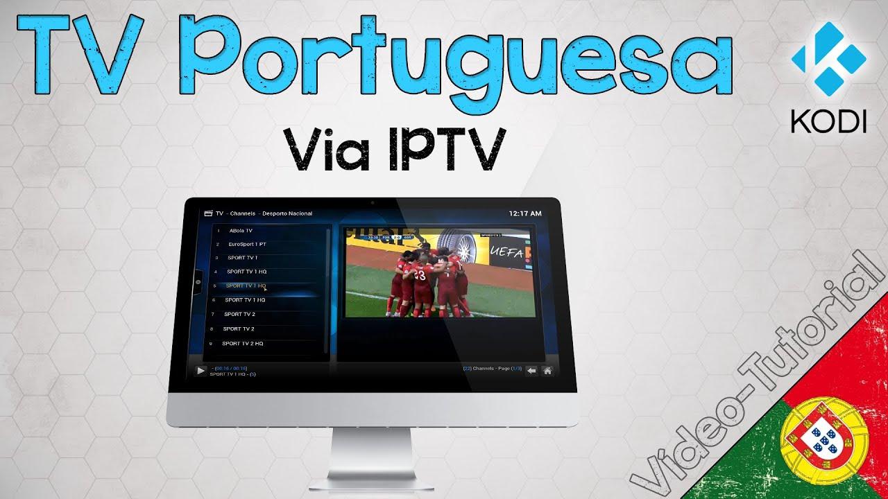 Resultado de imagem para Kodi tv portuguesa - Instalar addon Live IPTV