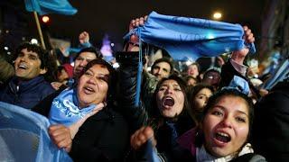 Senado argentino rechazó proyecto de ley para legalizar el aborto