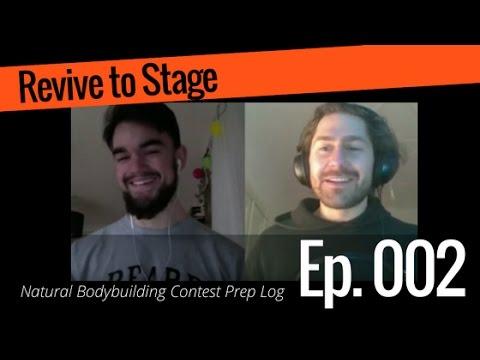 002: Revive to Stage - Overreaching & Diet Break