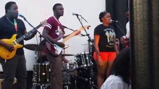 Ebony Eyes Cover - Rick James & Smokey Robinson