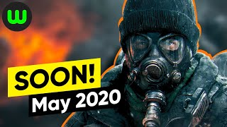 20 New Games for May 2020