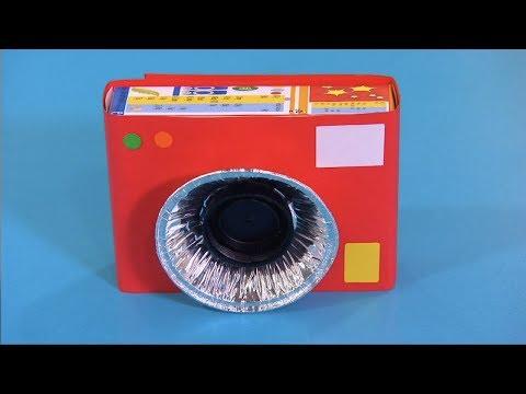 Cardboard Camera 📸   Mister Maker 👨🎨