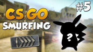 MY OWN SILVER POKÉMON! - CS:GO Smurfing #5