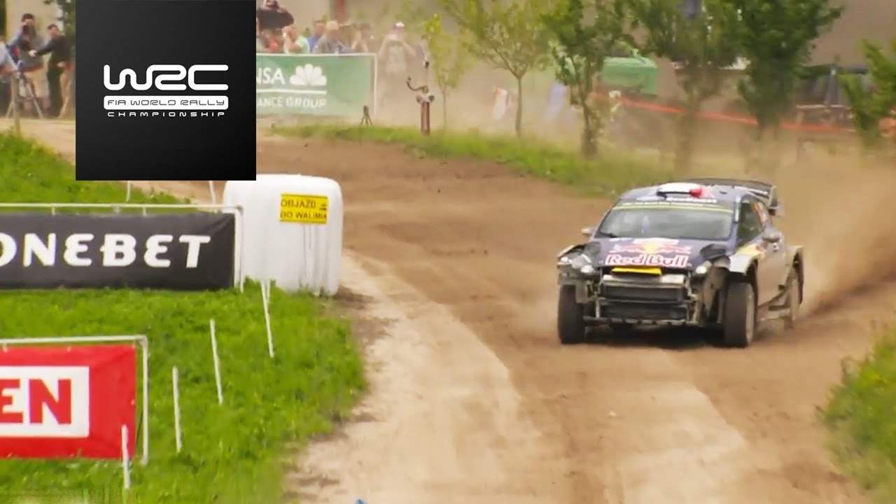 WRC - ORLEN 74th Rally Poland 2017: Highlights Stages 13-17