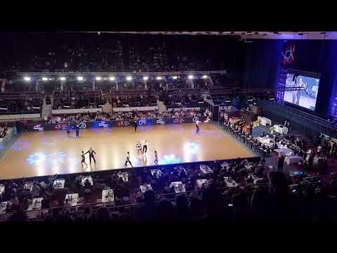 Dance Masters 2018   WDSF World Open Latin Finals Jive