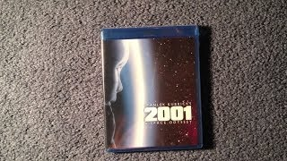 Unboxing 2001: A Space Odyssey Blu-Ray