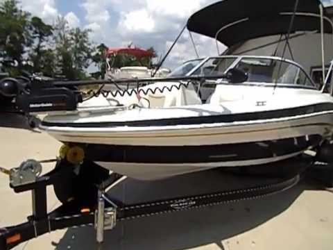 2008 TAHOE Q4 SUPER SPORT FISH WITH TRAILER MIDWAY ...