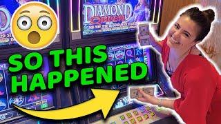 BANKRUPTING Resorts World Las Vegas Casino! 2 RECORD BREAKING JACKPOT HANDPAYS!!! screenshot 5