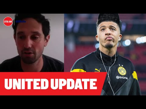 Daniel Harris: Where will Sancho fit? | #MUFC need defenders | Premier League challenge? | Transfers