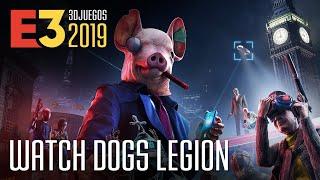 Jugamos a WATCH DOGS LEGION y su ejército de hackers en una Londres post Brexit