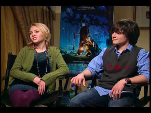 Bridge to Terabithia Anna Sophia Robb and Josh Hutcherson ...