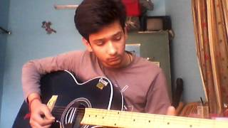 teri meri prem khani bodygaurd single string on guitar