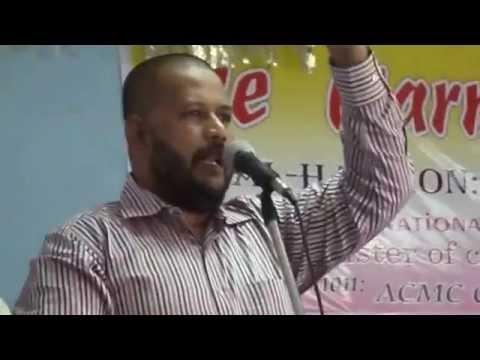 ACMC Leader Speech at Pottuvil