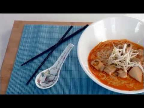 Asian Home Gourmet Singapore Laksa (Coconut Curry) - How ...