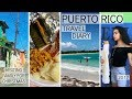 PUERTO RICO TRAVEL DIARY 2017 || visiting family for Christmas