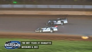 WoO Late Models | The Dirt Track at Charlotte Motor Speedway