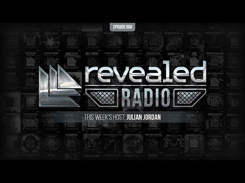 Revealed Radio 058 - Hosted by Julian Jordan