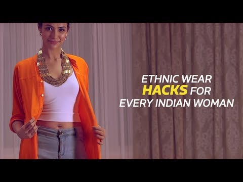 Affordable Fashion Essentials: Ethnic Wear Hacks from Glamrs