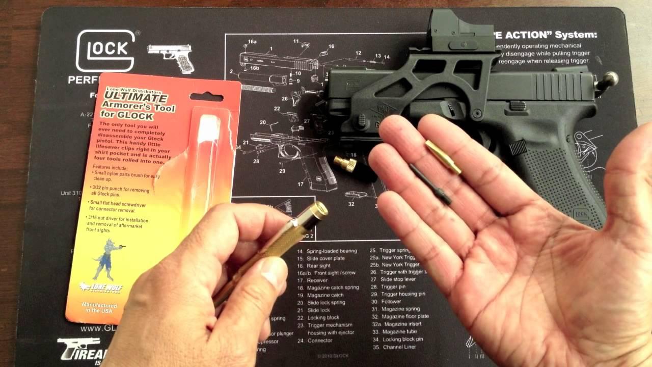 Glock Armorer s Manual