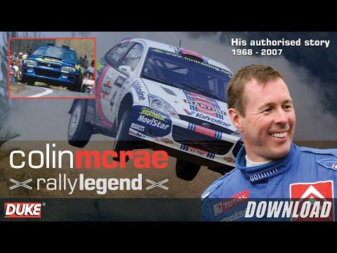 Colin McRae Rally Legend - Ford Escort Mk2
