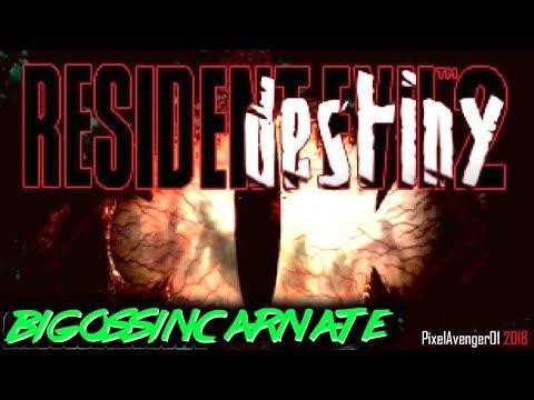 Resident Evil 2 PC  | Destiny Mod - All 4 Endings (I Hope)