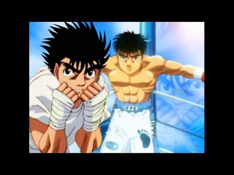 Hajime No Ippo Soundtrack black and Blue