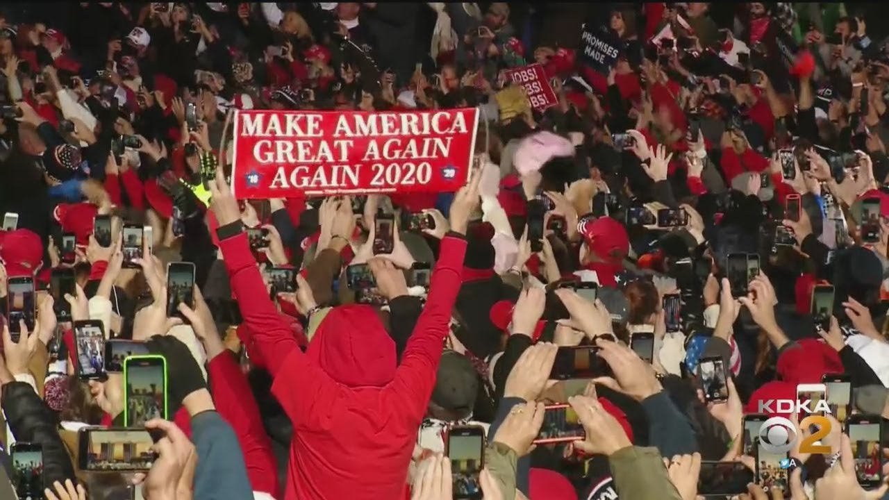President Trump Rallies Supporters In Butler